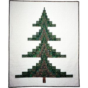 Bargello Christmas Tree