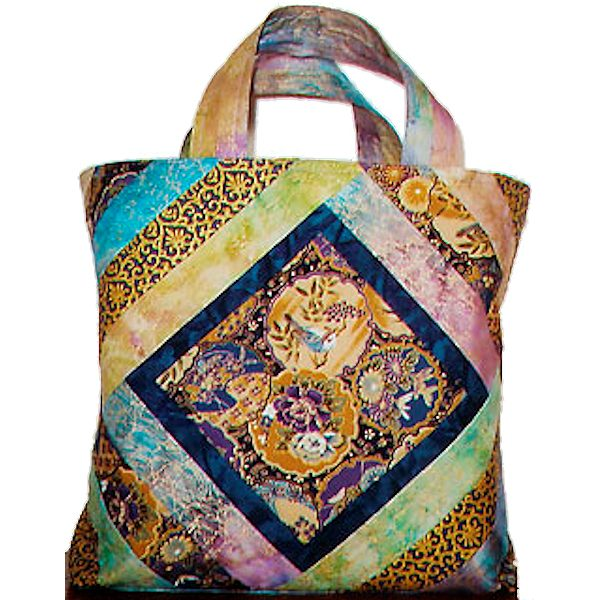 Tote or Knitting Bag